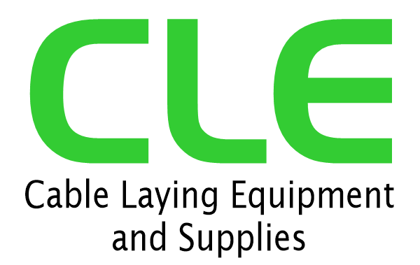 cable laying equipment and supplies